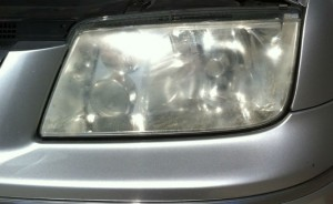 Headlight repair Colortech Gold Coast