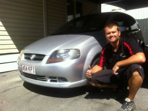 Bumper bar repair Gold coast