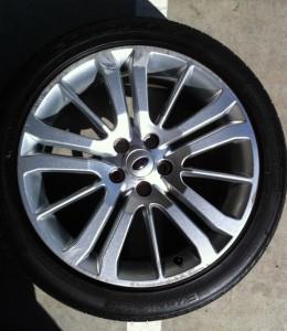 Alloy Wheel Repairs Gold Coast