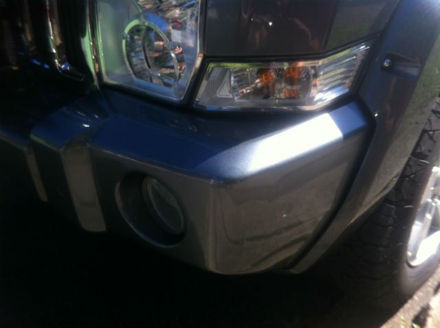 Bumper Repair Gold Coast