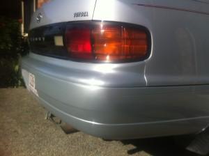 Bumper Repair Gold Coast