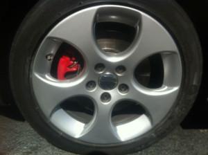 Alloy Wheel Repair Gold Coast