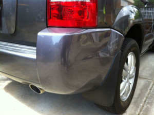 Mobile Bumper Paint Repairs Gold Coast 0402029277