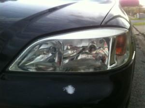 Mobile Headlight Repairs Restoration Gold Coast 0402029277