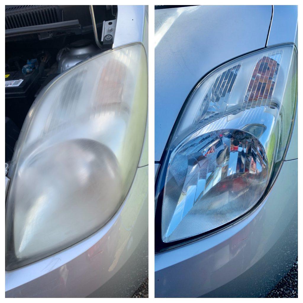 Onsite Same Day Headlight Restoration Gold Coast 0402029277