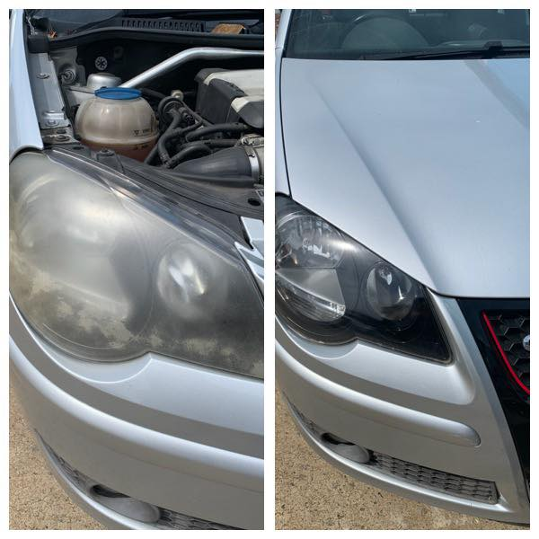 Headlight Restoration Gold Coast 0402029277