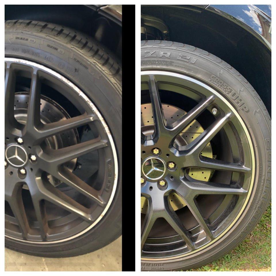 Mercedes Wheel Repair Gold Coast 0402029277