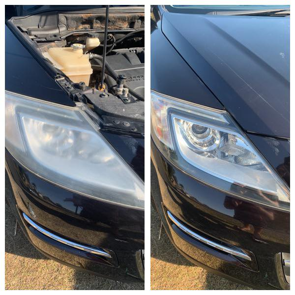 Gold Coast Headlight Restoration 0402029277