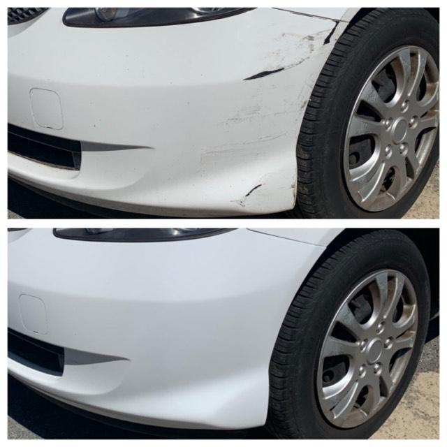 Bumper scrape Gold Coast 0402029277