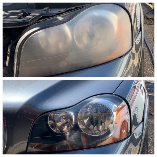 Headlight Restoration Gold Coast 0402029277