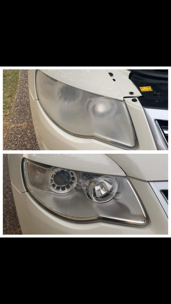 Headlight scratch repair Gold Coast 0402029277