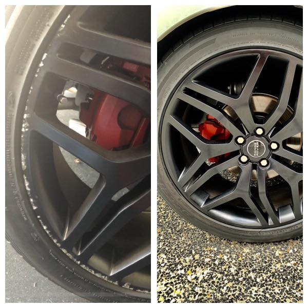 Range Rover Wheel Repair Gold Coast 0402029277