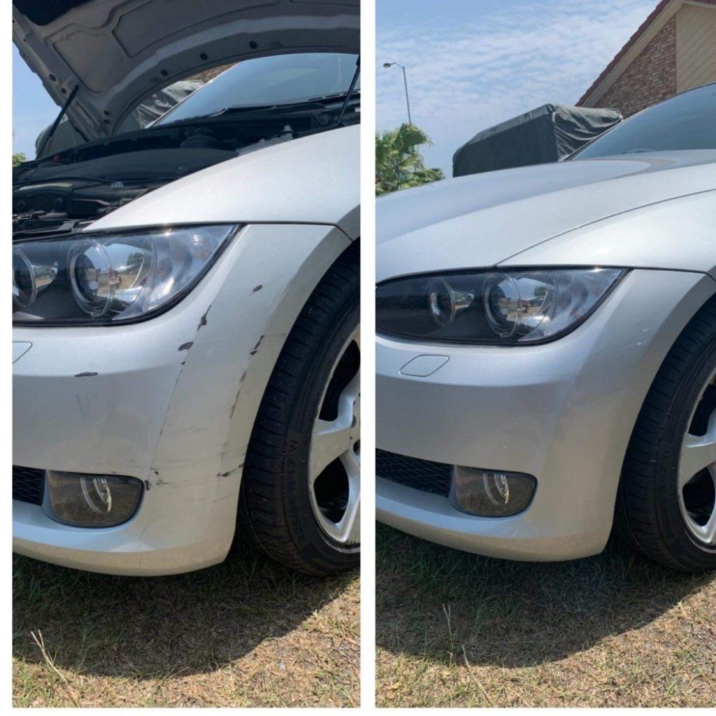 Bumper Repairs Gold Coast 0402029277