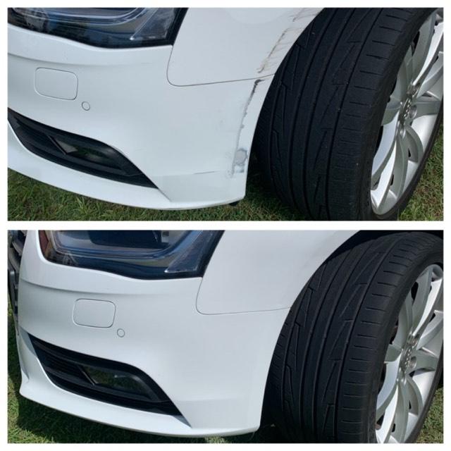 bumper scratch repair Gold Coast 0402029277