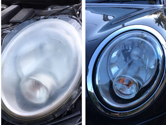 Cloudy Headlights Gold Coast 0402029277