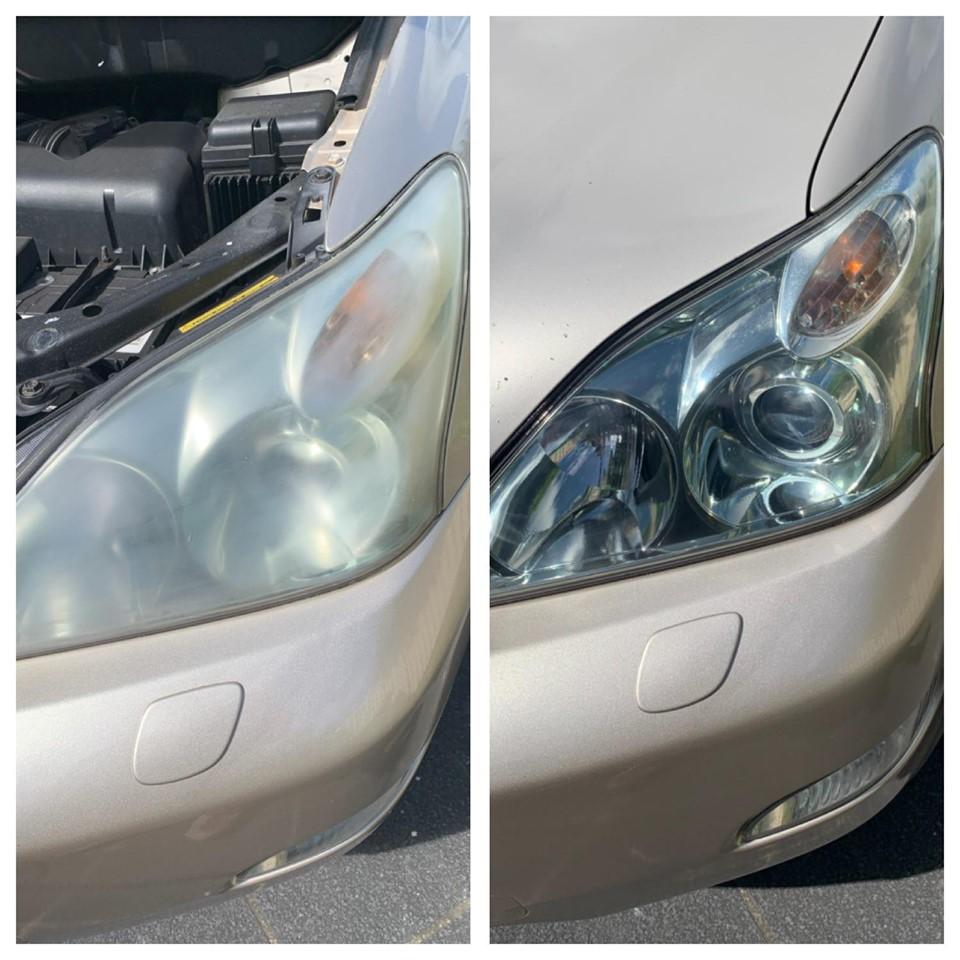Fix headlights Gold Coast 0402029277