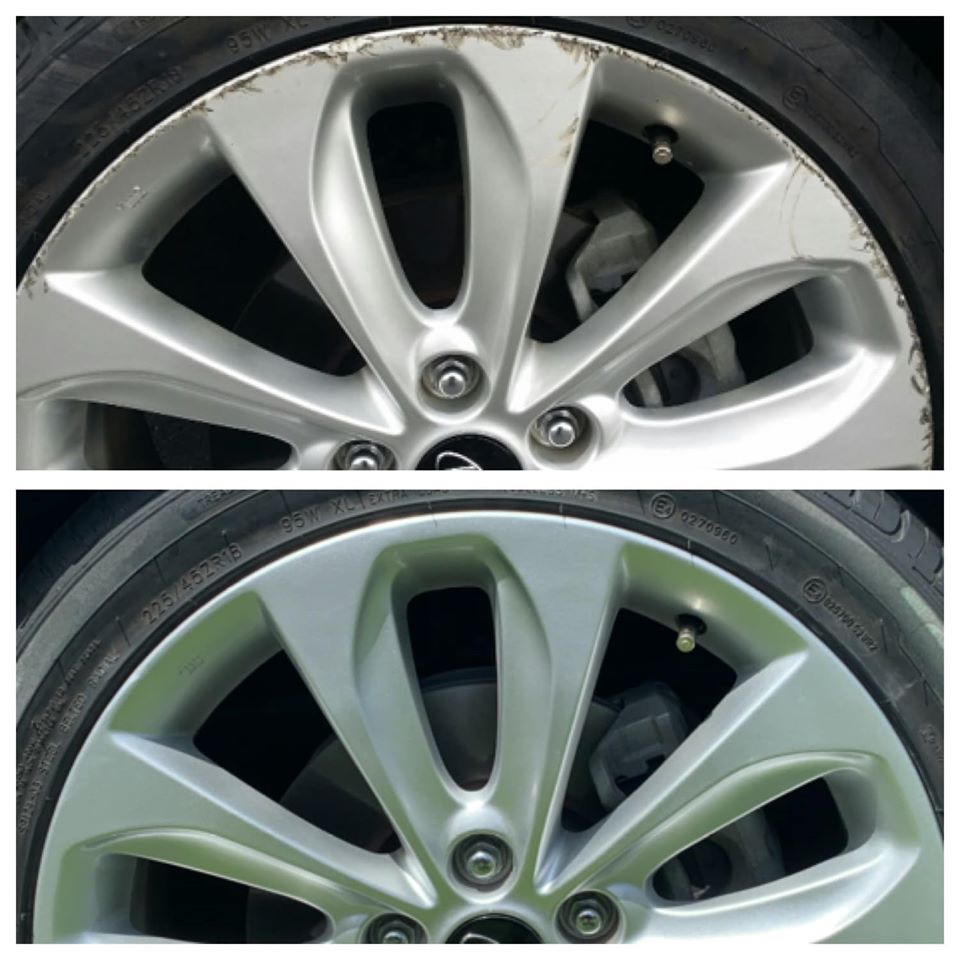 Mobile Alloy Rim Repairs Gold Coast 0402029277
