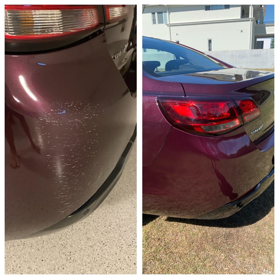 Bumper Repair Gold Coast 0402029277