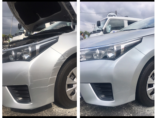 Fix Bumper Bar Gold Coast 0402029277