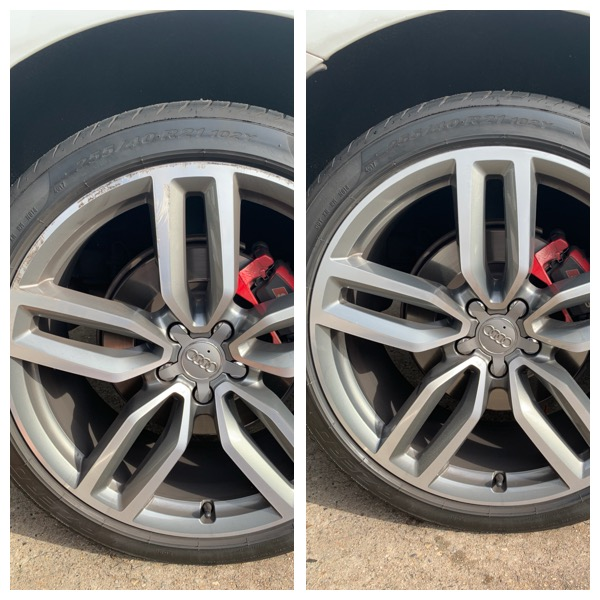 Fix my Audi wheels Gold Coast 0402029277