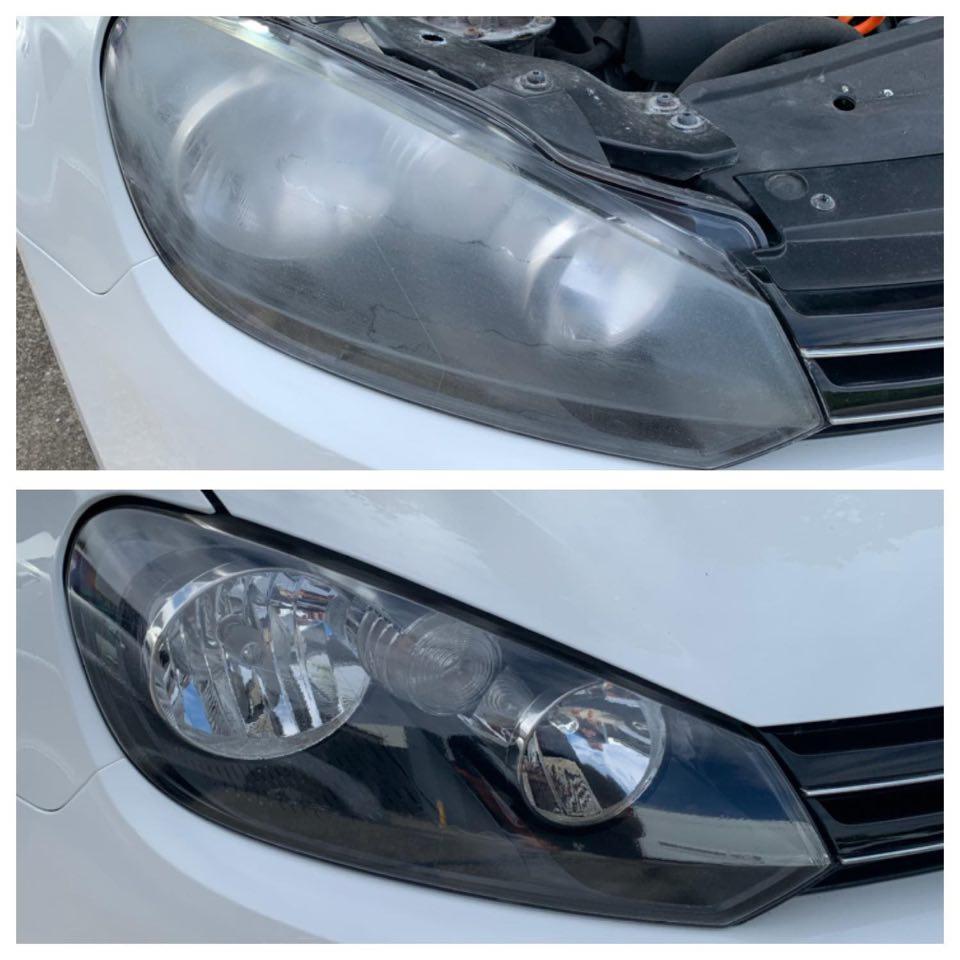 Headlight repair near me Gold Coast 0402029277