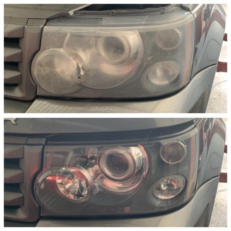 Headlight repairs near me Gold Coast 0402029277