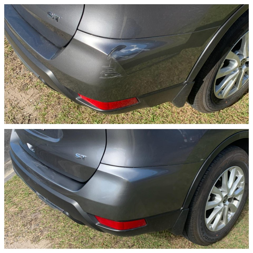 Panel Repair Gold Coast 0402029277
