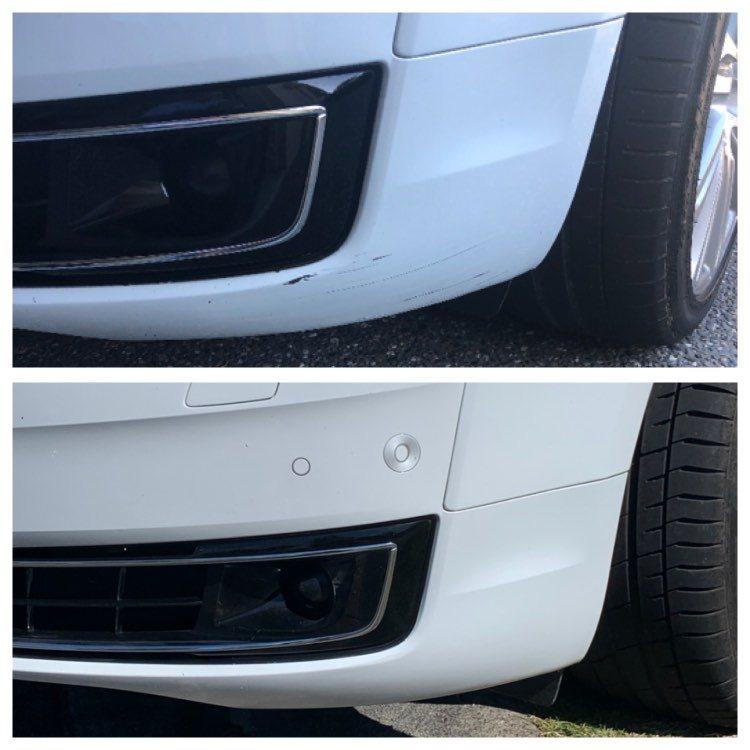 Audi Bumper Bar Repairs Gold Coast 0402029277