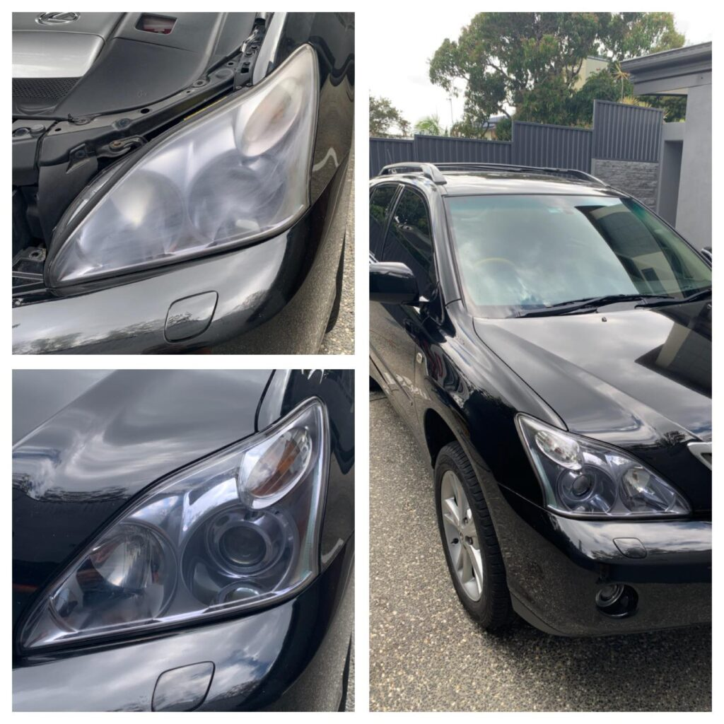 Mobile Headlight Repairs Gold Coast 0402029277