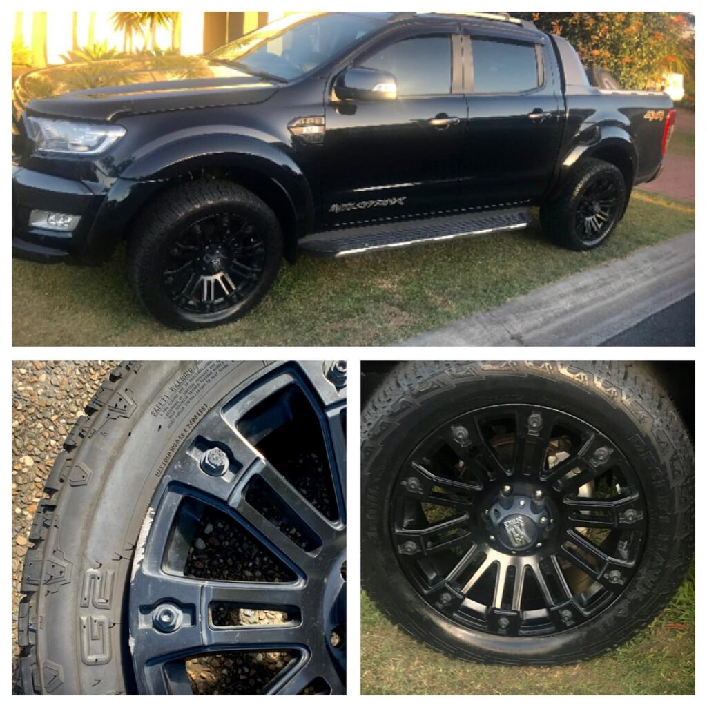 Ford Alloy Rim Repairs Gold Coast 0402029277