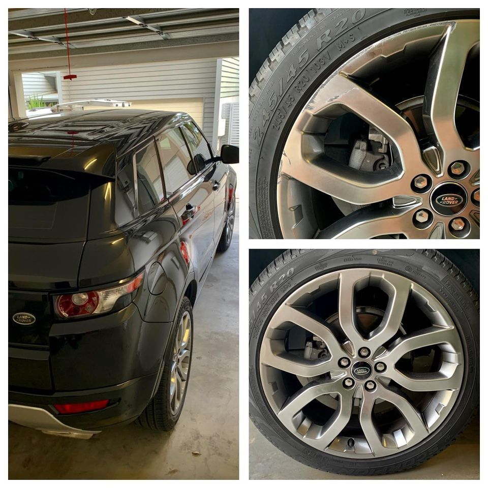 Range Rover Wheel Repairs Gold Coast 0402029277