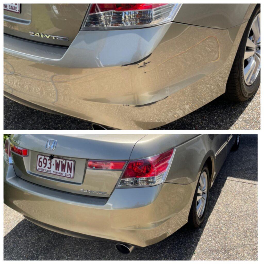 Mobile Bumper Repairs Gold Coast 0402029277