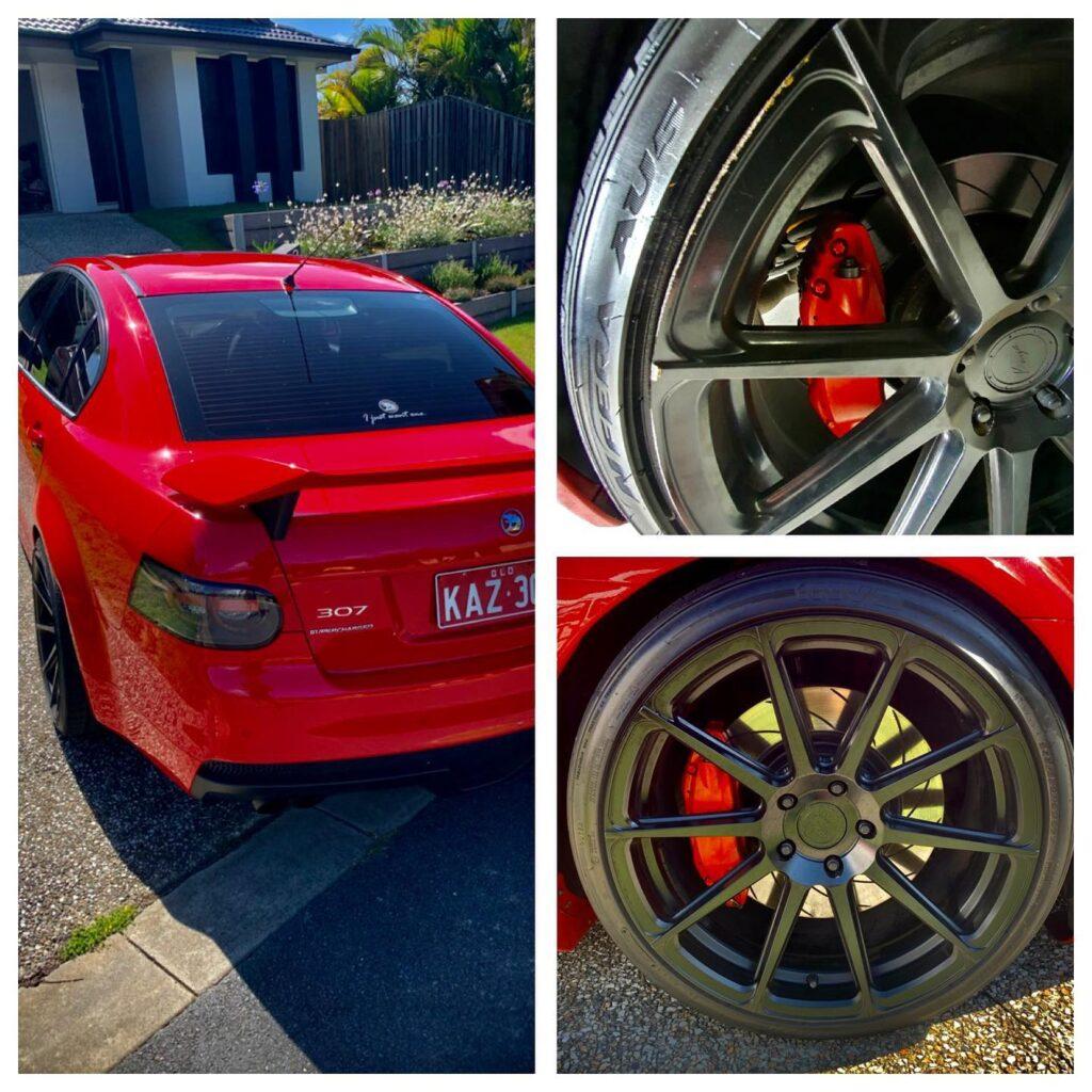 Holden Wheel Repairs Gold Coast 0402029277