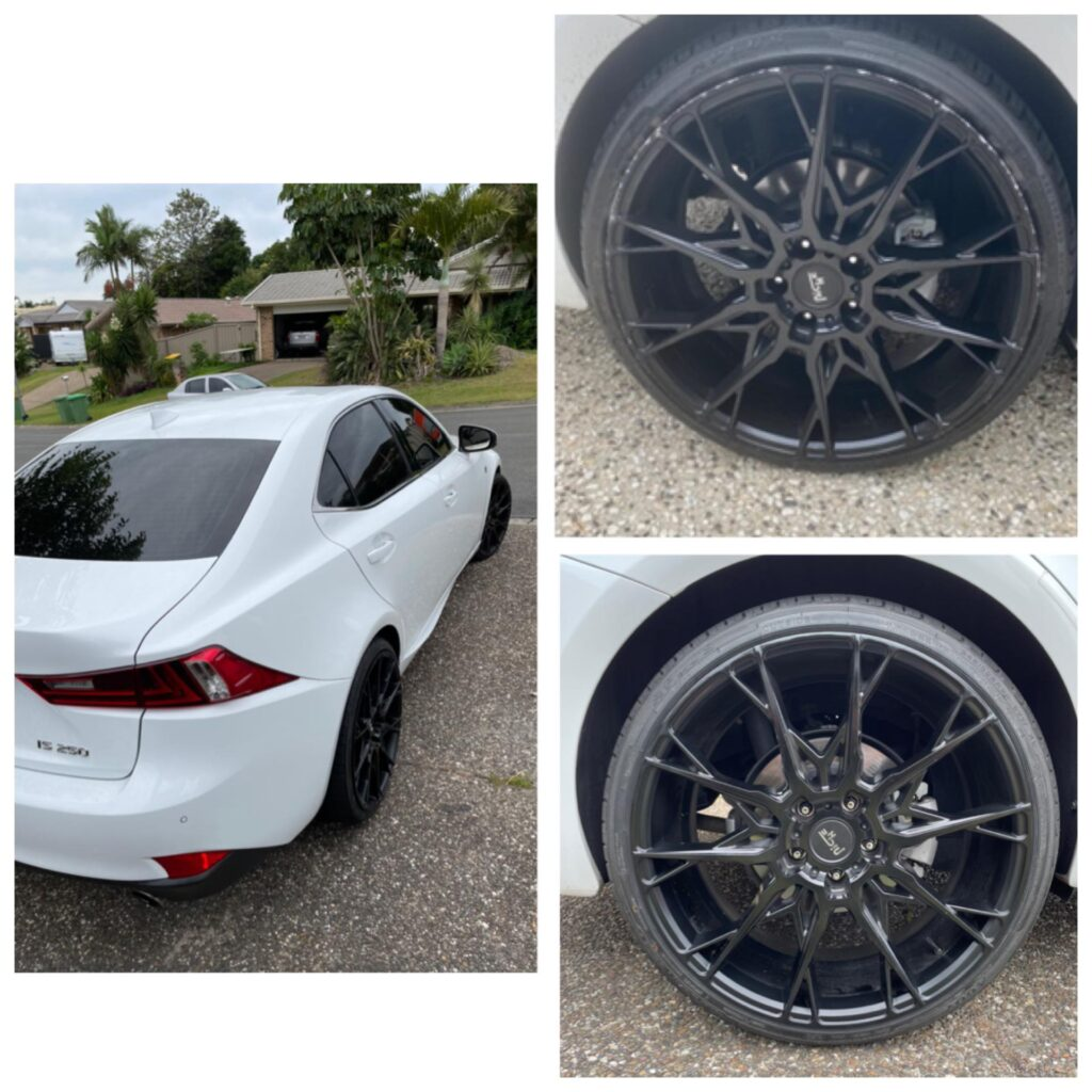 Mobile Alloy Wheel Repairs Gold Coast 0402029277