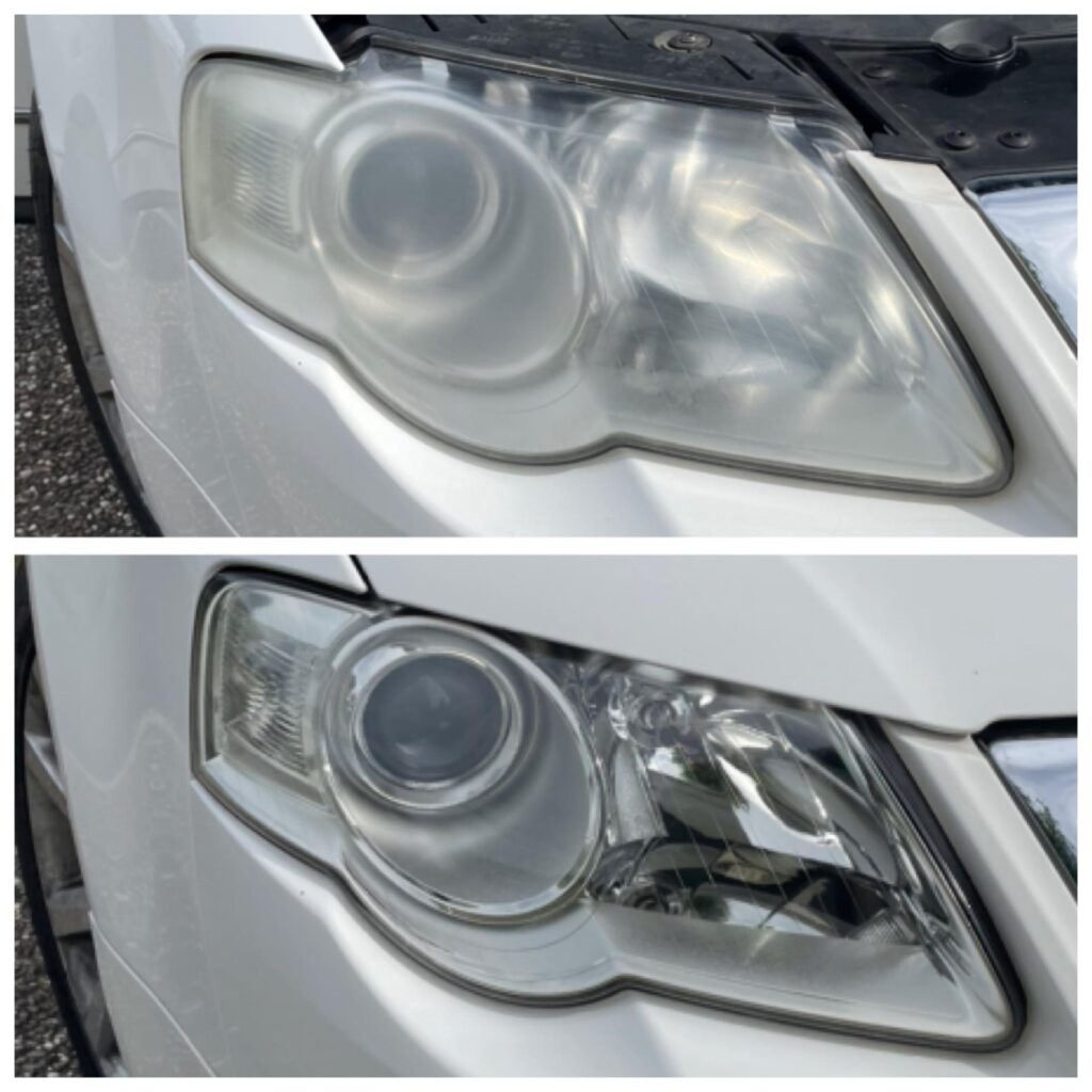 Mobile Headlight Repair Gold Coast 0402029277