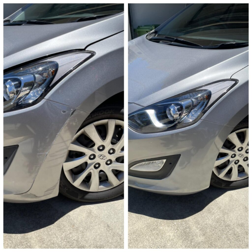 Bumper fix near me Gold Coast 0402029277