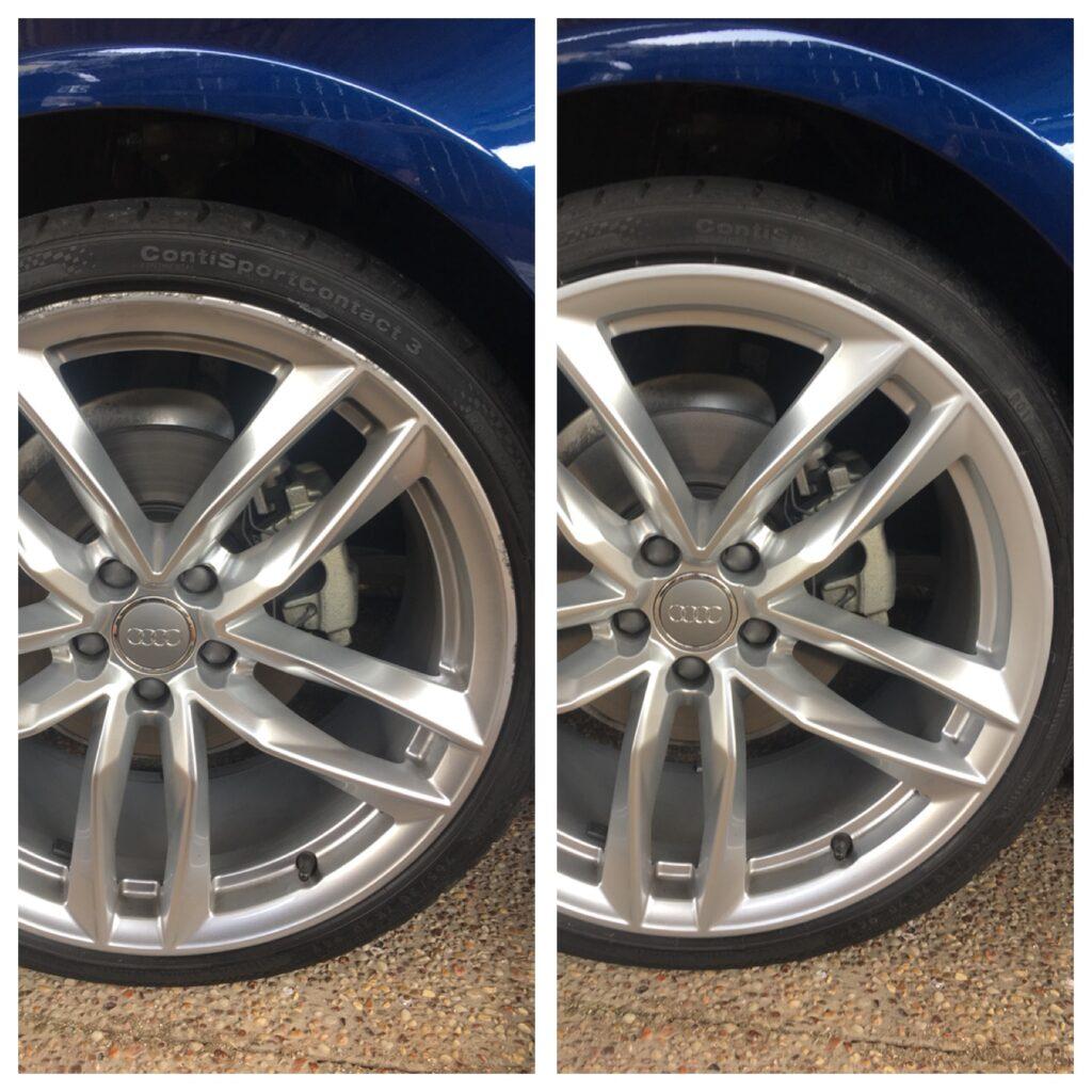 Audi Rim Repairs Gold Coast 0402029277