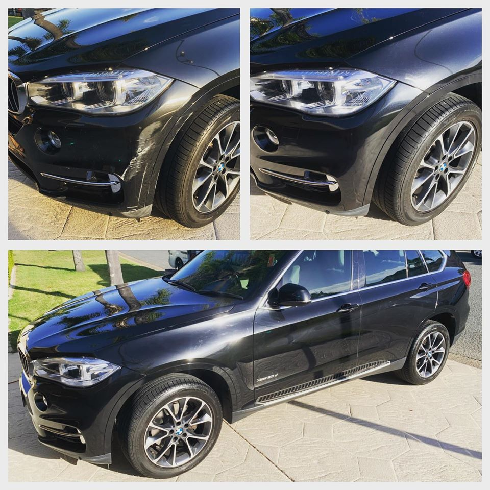 Fix my bumper bar Gold Coast 0402029277