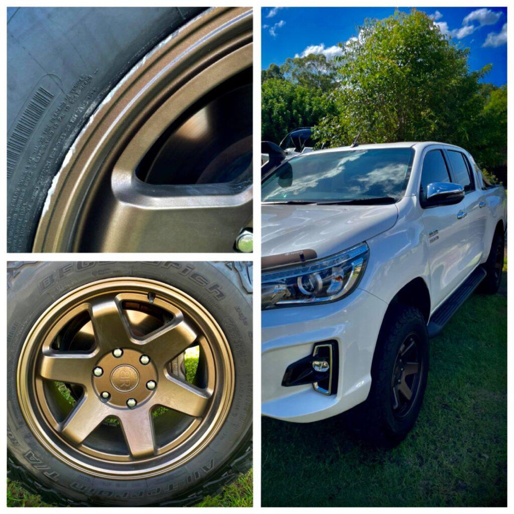 wheel repairs gold coast 0402029277