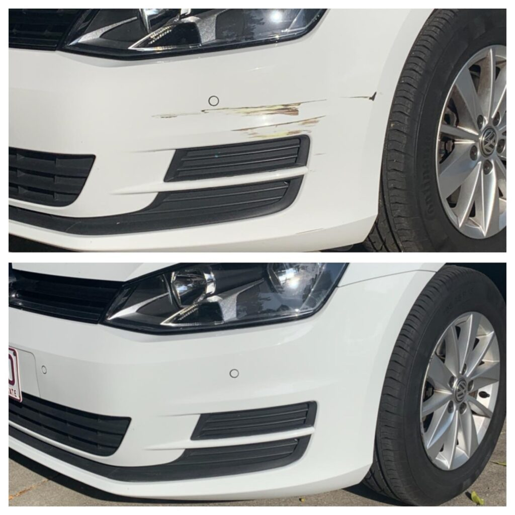 Bumper fix Gold Coast 0402029277