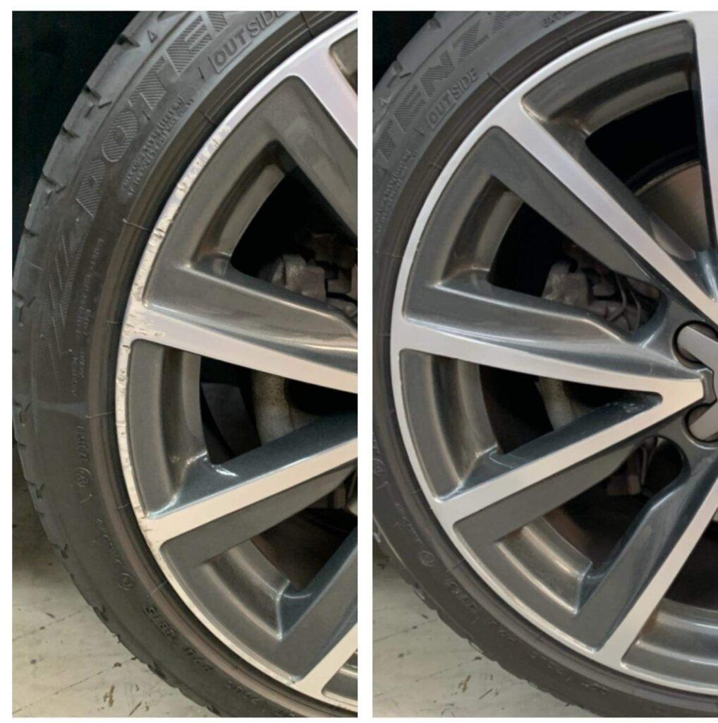 mobile audi wheel repairs gold coast 0402029277