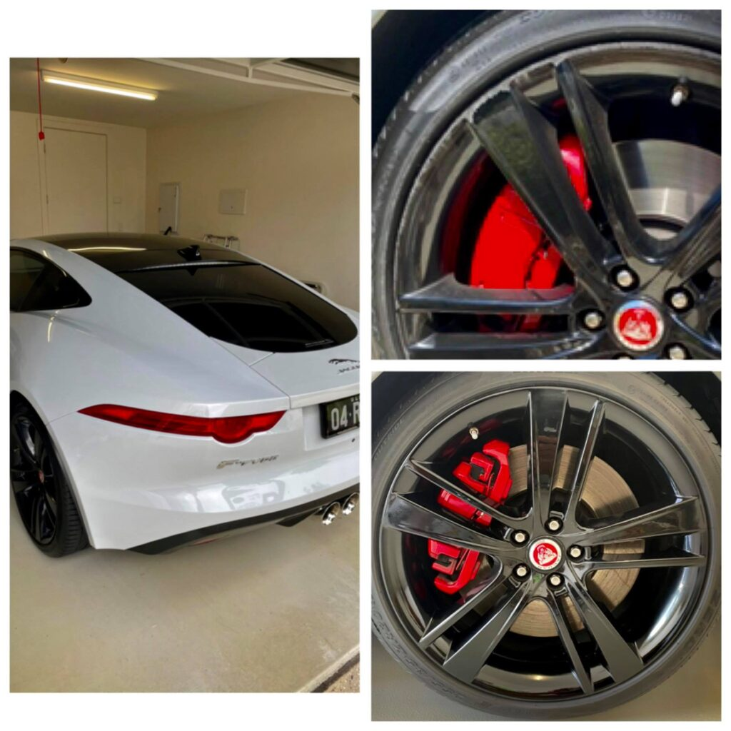 Jaguar wheel repairs gold coast 0402029277