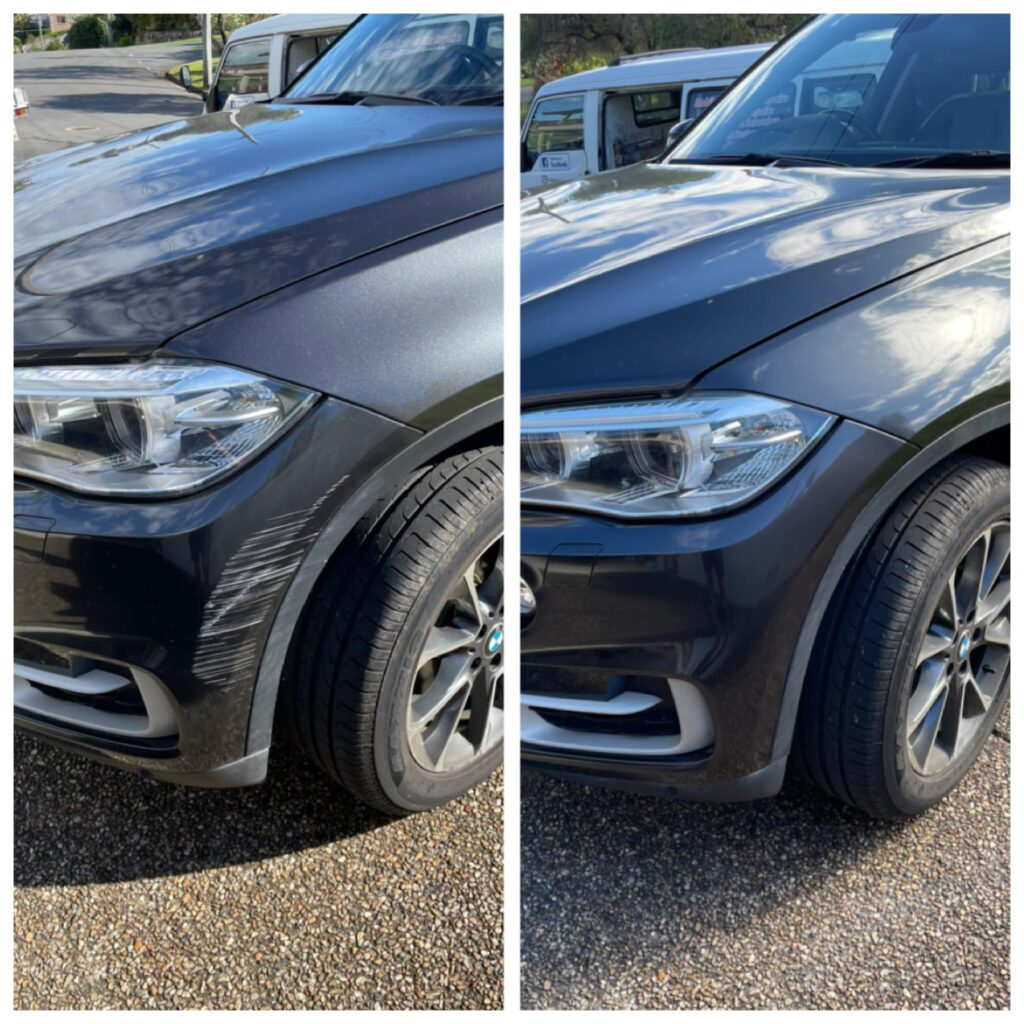 Bmw paint repairs Gold Coast 0402029277