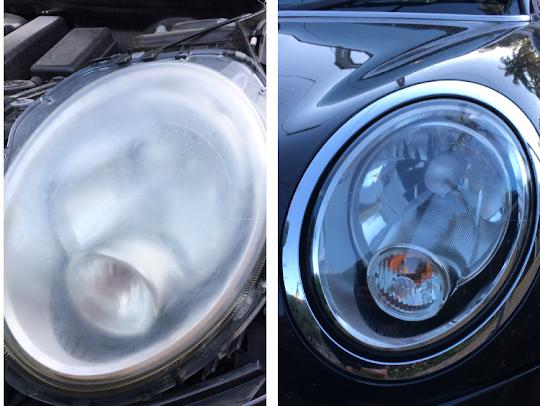 mobile headlight repairs gold coast 0402029277
