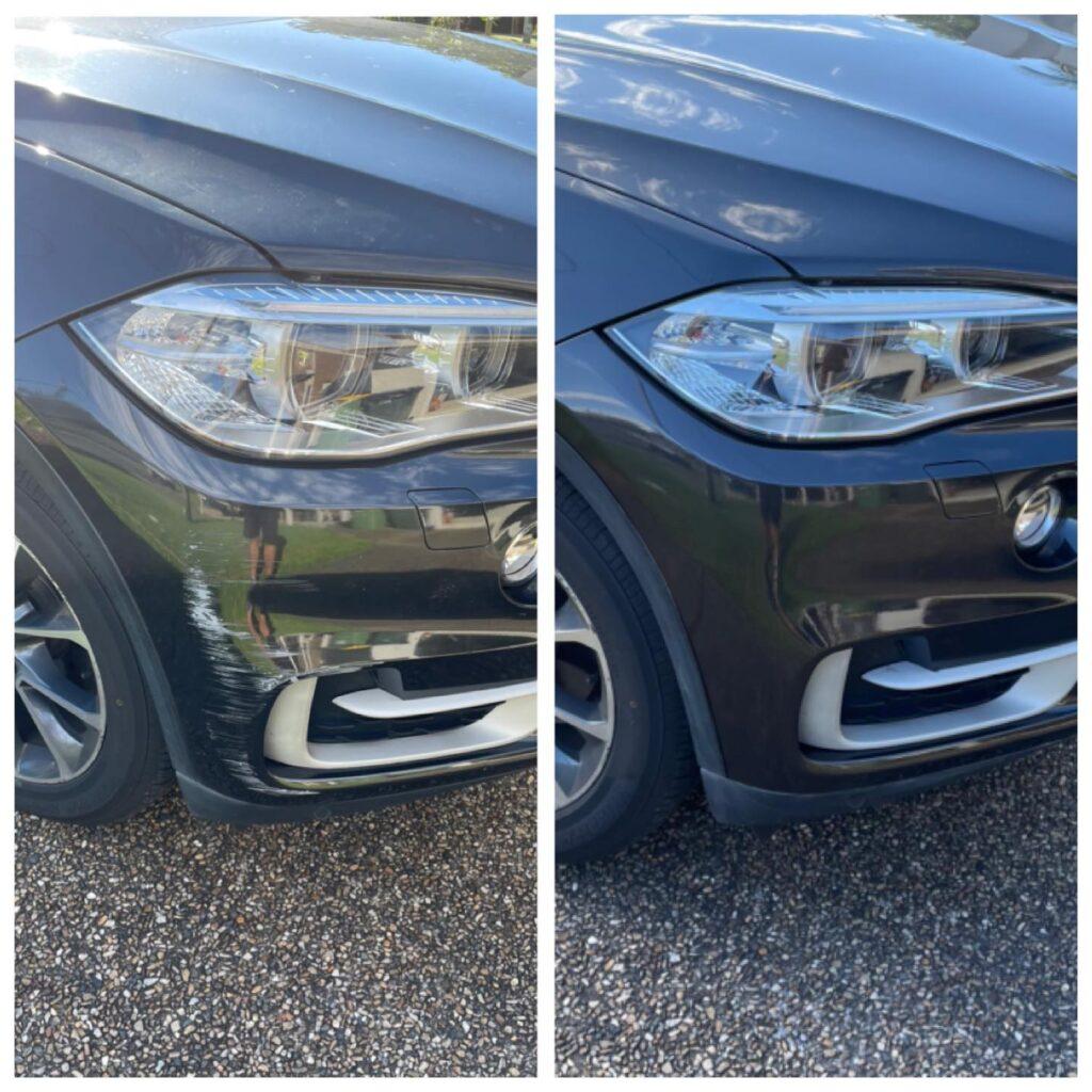 Fast bumper repairs Gold Coast 0402029277
