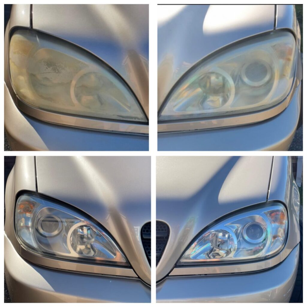 headlight repairs gold coast 0402029277