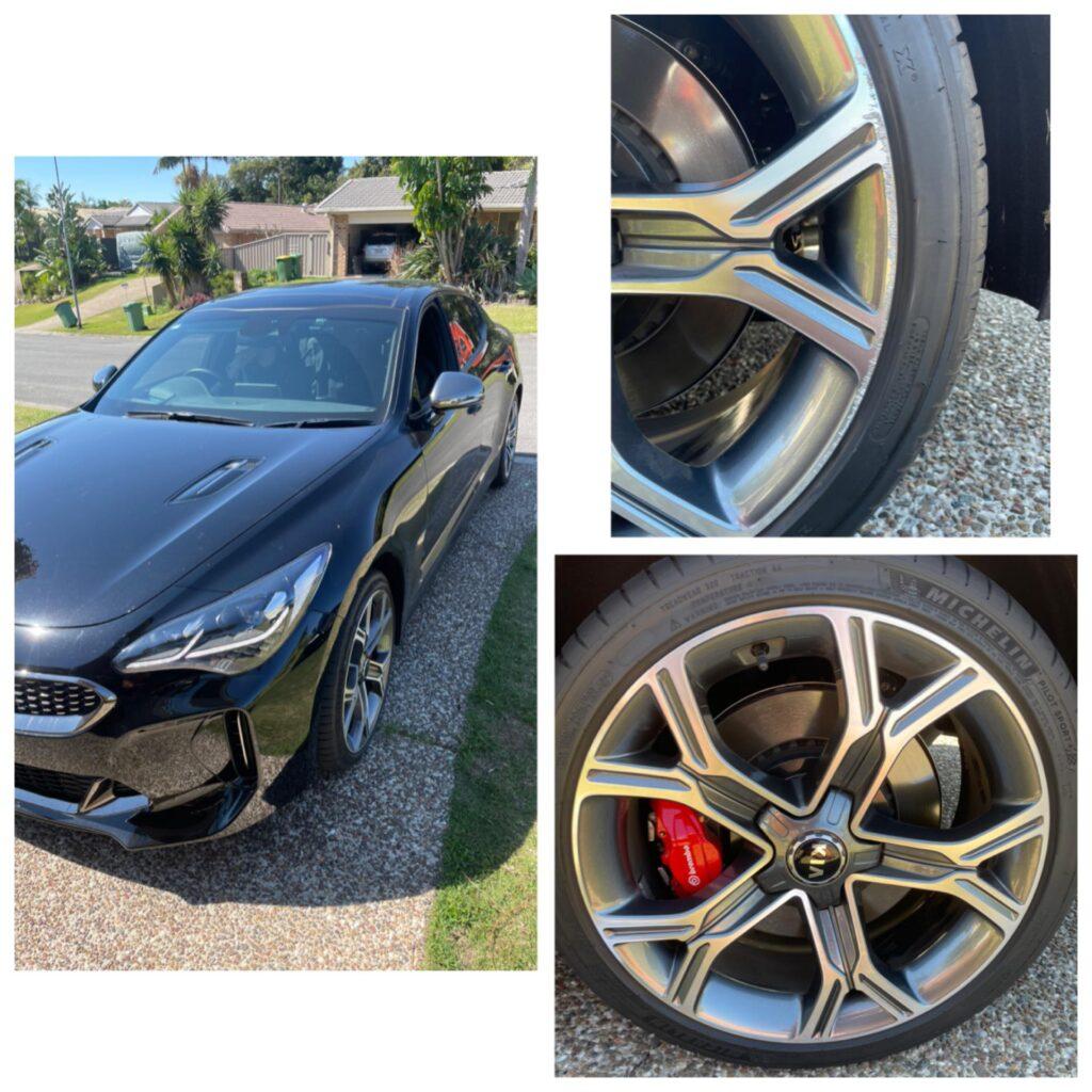 Kia Wheel Repairs Gold Coast 0402029277